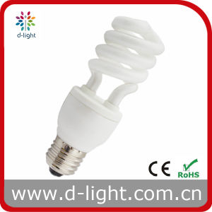 Half Spiral 13W Compact Fluorescent Lamp pictures & photos