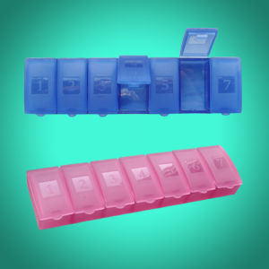 Best Medical Equipment Pill Box (SW-PB17) pictures & photos