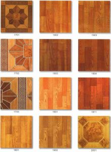 PVC Linoleum Flooring 0.40mm*1.83m*30m/Roll pictures & photos