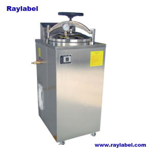 Vertical Sterilizer for Lab Equipment (RAY-LS-50G) pictures & photos