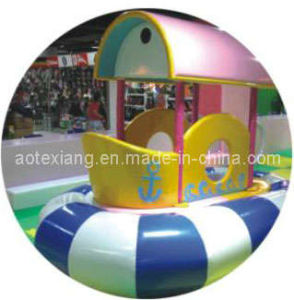 Children′s Indoor Playground Equipment-Favorite Boat (JW-1112)