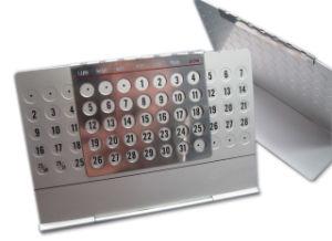 Aluminium Perpetual Calendar (PS 002)