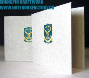 Hardcover File Folder