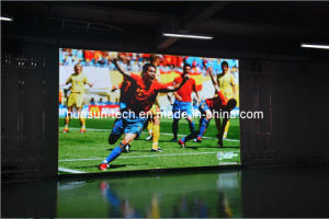 Watch World Cup on Folding LED Curtain Display pictures & photos