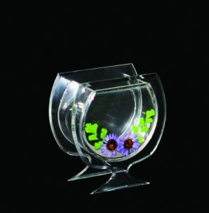 Acrylic Vase (V-03)
