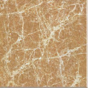Refined Polished Copy Marble Porcelain Floor Tiles (PK6121) pictures & photos