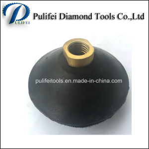 Diamond Tools Rubber Convex Backer Pads for Polishing Pad pictures & photos