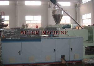 Wood-PVC Door Panel Extrusion Machine (SJSZ-92/188)