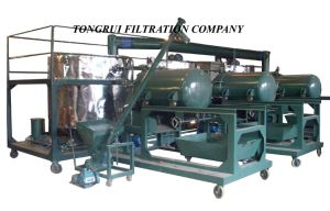 Nry Waste Engine&Lubrication Oil Recycling Machine (NRY-VIII)