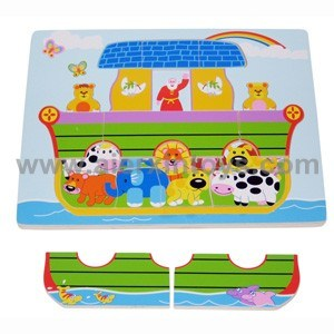 Wooden Puzzle Noah′s Ark (81230) pictures & photos