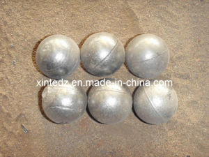 Forged Grinding Media (65MN, B2 material dia110mm) pictures & photos