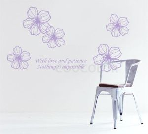 Wall Sticker (WF-7041)