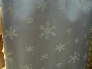 Curtain Fabric (BY-014)