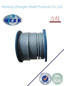 Soft Steel Wire Rope pictures & photos