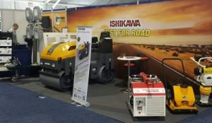 Construction Machine Ride-on Mini Road Roller/Ride-on 1.5 Ton Small Vibratory Road Roller (SGW1500) pictures & photos