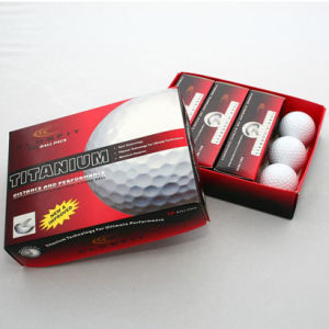 Golf Ball, Luxury Giftbox Packing (B07123) pictures & photos