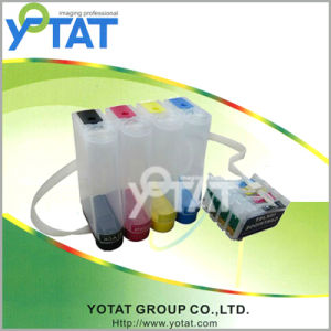 T1621 T1622 T1623 T1624, T1631 T1632 T1633 T1634,  CISS Ink Cartridge, Refillable Ink Cartridge for Epson