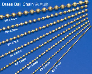 Brass Ball Chain (001)