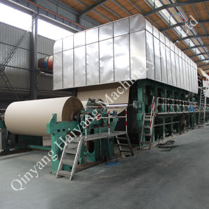 2800mm Multi-Cylinder and Multi-Mesh Craft Paper Machine pictures & photos