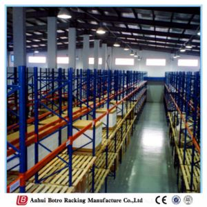 Heavy Duty Stackable Steel Pallet Rack pictures & photos
