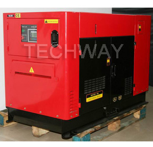 Tw10ss 7kw 3-Cylinder Diesel Generator for Home pictures & photos