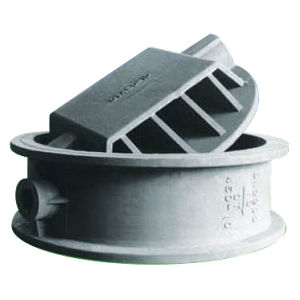 Iron Castng Part Ht 250-Ht400