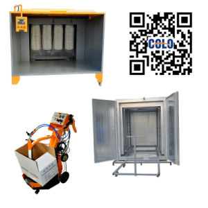Manual Powder Coating Equipment for Curing Oven and Spray Booth Equipo De Pintura pictures & photos