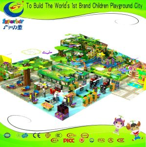 Children Amusement Park Plastic Indoor Playground pictures & photos