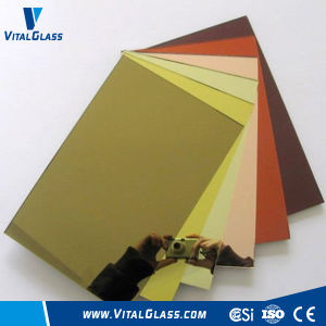 Colored Reflective Silver/ Aluminum Mirror for Decoration pictures & photos