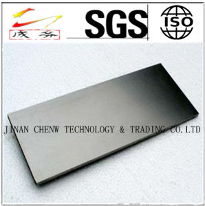 99.95% Pure Tungsten Plate Sheet