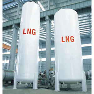 Lng (Liquefied Natural Gas) Tank