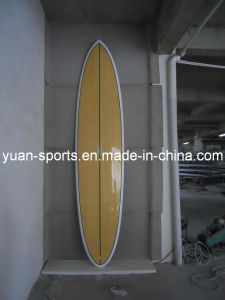 High Quality Bamboo Veneer Popular Stand up Paddle Surfboard Epoxy pictures & photos
