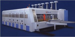 Carton Printing and Slotting Die Cutting With Staker Machine (GYMK-1600*2800) pictures & photos