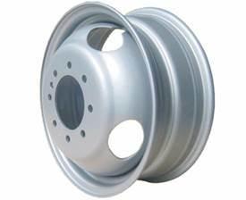 Steel Wheel 16x6K