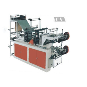 Two-Layer Rolling Bag Making Machine pictures & photos