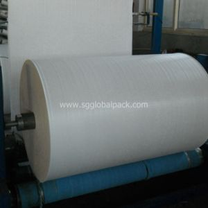 Wholesale White PP Tubular Woven Fabric with Cheap Price pictures & photos