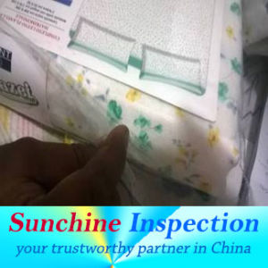 Bedding Set Pre-Shipment Inspection Service in China and in Pakistan pictures & photos