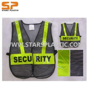 Black Reflective Vest (ST-RV-08) pictures & photos