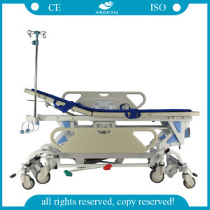 Sterilized Operating Room Transfer Stretcher (AG-HS021) pictures & photos