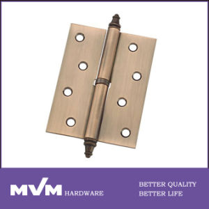 High Quality Good Hardware Iron Door Hinge Ms5040-4bb pictures & photos