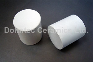 50mm Ceramic Cylinder as Catalyst Bed Support