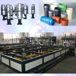 PVC Plastic Pipe Expanding and Belling Machine (TGK-250) pictures & photos