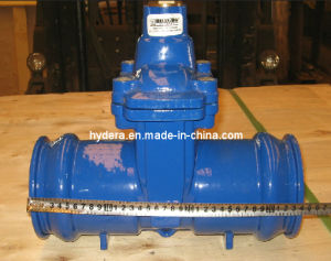 Qingdao Vortex PVC Gate Valve pictures & photos