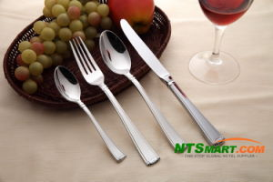 Stainless Steel Cutlery Set for Restuarant Catering Tableware pictures & photos