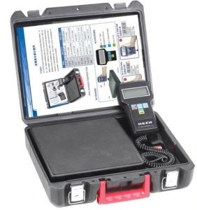 Electronic Refrigerant Charging Scale (RCS-7030)