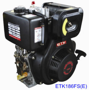 Single Cylinder /Air-Cooled/Direct Injection/4-Stroke Diesel Engine pictures & photos