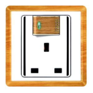 HYD-012 1gang Switch 13a Socket