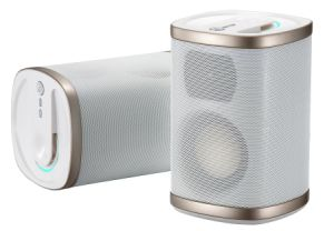 Portable WiFi Speakers, Powerful Sounds with 5 Hours Battery Life pictures & photos