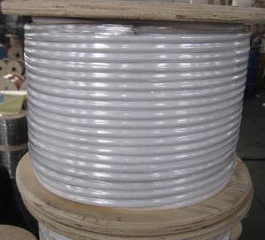 UV Stabilised PVC/Nylon/Vinyl Coating Wire Rope (AISI304, 316)
