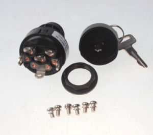High Quality Ignition Switch (4360469) for Jlg with 9901 Key pictures & photos